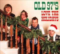 Love the holidays cover image