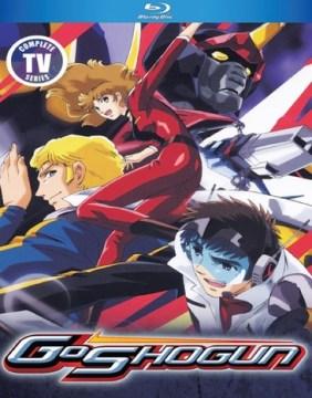 GoShogun. The complete TV series cover image