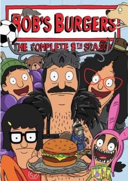 Bob's burgers. Season 8 cover image