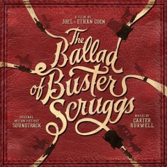 The ballad of Buster Scruggs original motion picture sountrack cover image