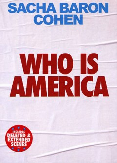 Who is America cover image