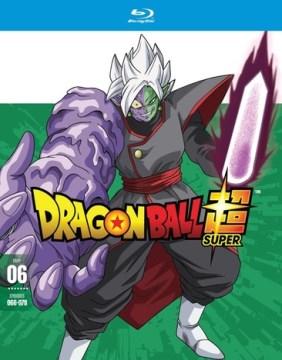 Dragon ball super. Part 06 cover image