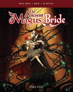 The ancient magus' bride. Part one [Blu-ray + DVD combo] cover image