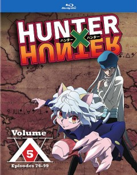 Hunter x Hunter. Volume 5 cover image