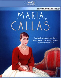 Maria by Callas cover image