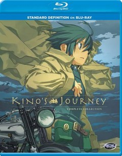 Kino's journey. Complete collection cover image