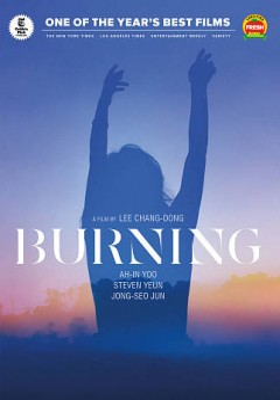 Burning cover image