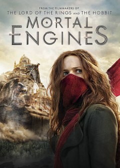 Mortal engines cover image