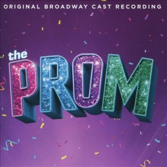 The prom original Broadway cast recording cover image