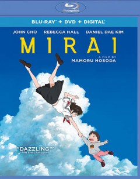 Mirai [Blu-ray + DVD combo] cover image
