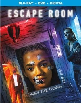 Escape room [Blu-ray + DVD combo] cover image