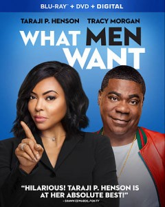 What men want [Blu-ray + DVD combo] cover image