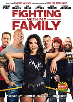 Fighting with my family cover image