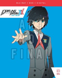 Darling in the Franxx. Part 2 [Blu-ray + DVD combo] cover image