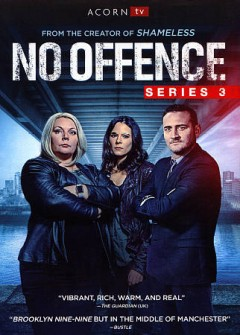 No offence. Season 3 cover image