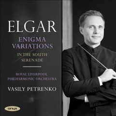 Enigma variations In the South ; Serenade cover image