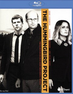 The hummingbird project cover image