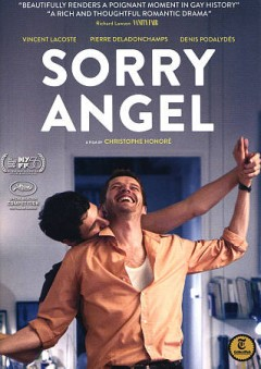Sorry angel cover image