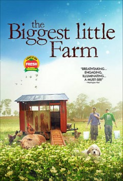 The biggest little farm cover image