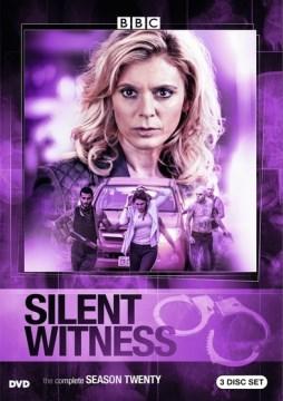Silent witness. Season 20 cover image