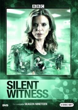 Silent witness. Season 19 cover image