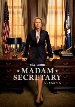 Madam Secretary. Season 5 cover image