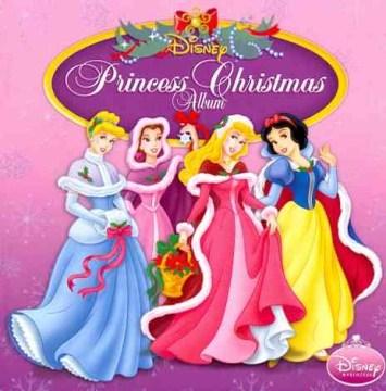 Disney princess Christmas album cover image