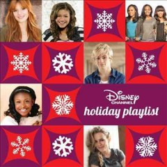 Disney Channel holiday playlist cover image