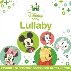 Disney baby lullaby cover image