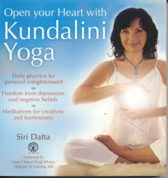 Open your heart with Kundalini yoga cover image