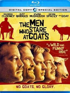 The men who stare at goats cover image