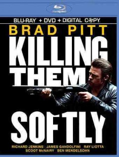 Killing them softly [Blu-ray + DVD combo] cover image