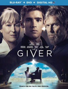 The Giver [Blu-ray + DVD combo] cover image