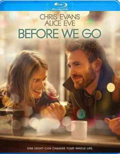 Before we go cover image