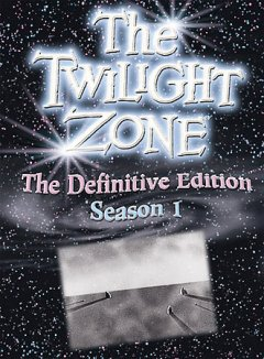 The twilight zone. Season 1 cover image