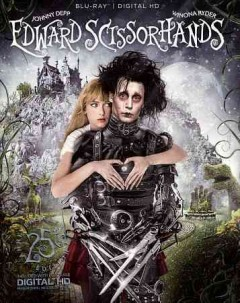 Edward Scissorhands cover image