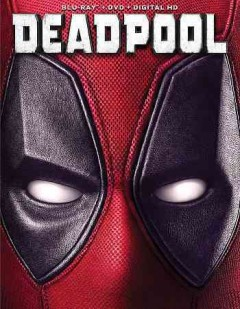Deadpool [Blu-ray + DVD combo] cover image