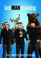 Last man standing. Season 4 cover image