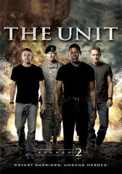 The Unit. Season 2 cover image