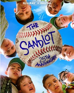 The sandlot cover image