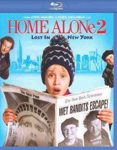 Home alone 2 lost in New York cover image