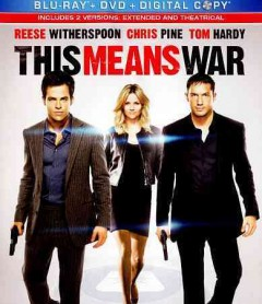 This means war [Blu-ray + DVD combo] cover image
