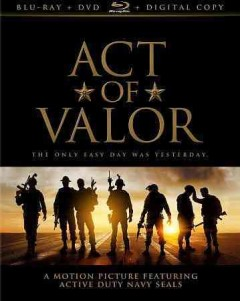 Act of valor [Blu-ray + DVD combo] cover image