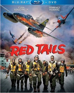 Red tails [Blu-ray + DVD combo] cover image