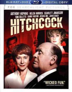 Hitchcock [Blu-ray + DVD combo] cover image