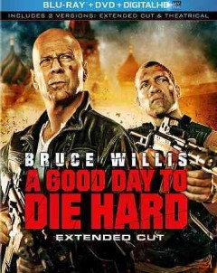A good day to die hard  [Blu-ray + DVD combo] cover image