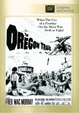 Oregon trail cover image