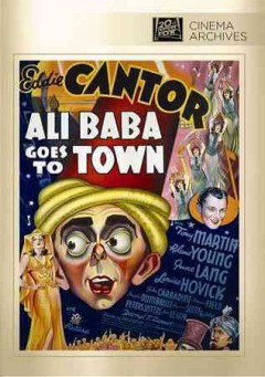 Ali Baba goes to town cover image
