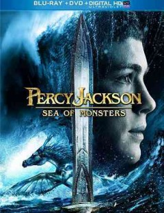 Percy Jackson. Sea of monsters [Blu-ray + DVD combo] cover image