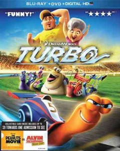 Turbo [Blu-ray + DVD combo] cover image